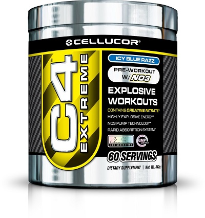 Cellucor C4 Extreme 60 servings