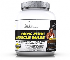 BPI Sports Jay Cutler Series 100% Pure Muscle Mass 2600 grams