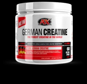 AX German Creatine 60 Servings