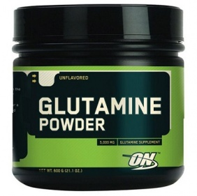 Optimum Nutrition Glutamine Powder 0.600