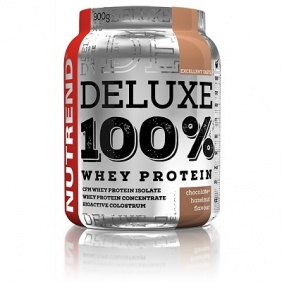 Nutrend Deluxe 100% Whey - 0.900 gr.