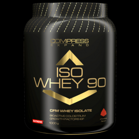 Compress Iso Whey Nutrend - 1000 gr. с Подарък за Вас