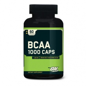 Optimum Nutrition BCAA 1000 60 capsules