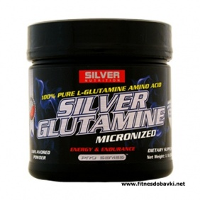 Silver Nutrition Glutamine 0.500