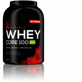 Whey Core 100 Nutrend - 2250 gr. с подарък за Вас