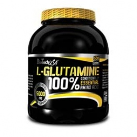 Bio Tech L-GLUTAMINE 0.500 g.