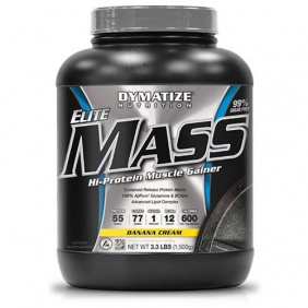 Dymatize Elite Mass 1500
