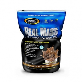 Gaspari Real Mass Probiotic  12 lbs