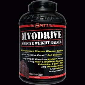 San Myodrive - Massive Weight Gainer 5.31 кг