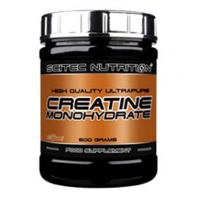 Scitec Creatine 100% Ultrapure 500 g