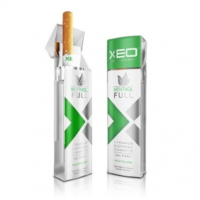 ХЕО 100s disposable e-cigarette - Menthol