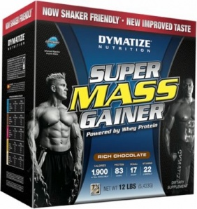 Dymatize Super Mass Gainer 5.433 grams