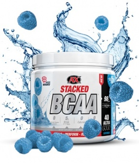 AX Stacked BCAA 40 doses