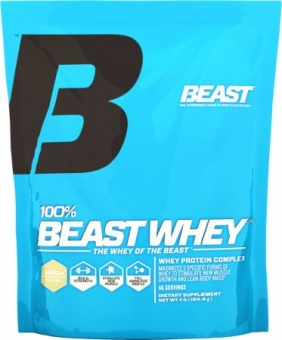 Beast 100% Whey Protein 1816g.