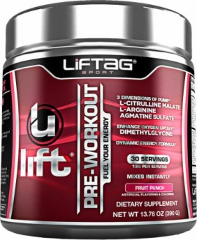 Liftag Ulift 30 servings - Fruit Punch
