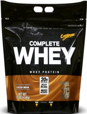 Cyto Sport Complete Whey 4540 grams