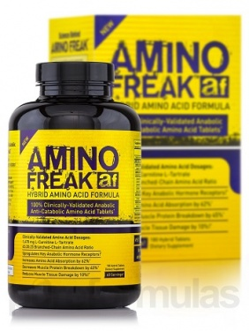PharmaFreak Amino Freak 180 tabletes