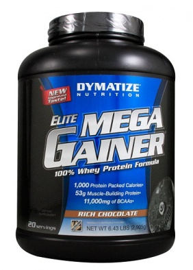 Dymatize Elite Mega Gainer 2.798 grams
