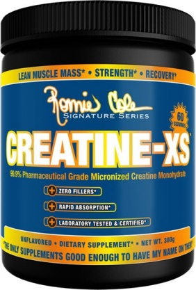 Ronnie Coleman Creatine XS - 60 servings