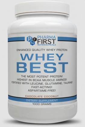 Pharma First Whey Best 1000 grams