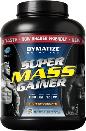Dymatize Super Mass Gainer 2.722 grams