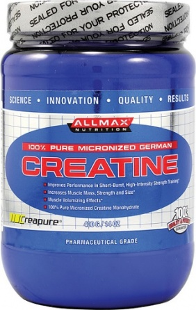 ALLMAX Nutrition Creatine 0.400 g.
