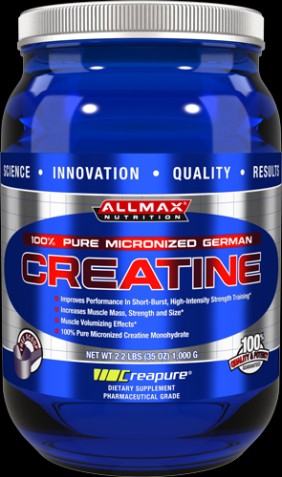 ALLMAX Nutrition Creatine 1000 g.