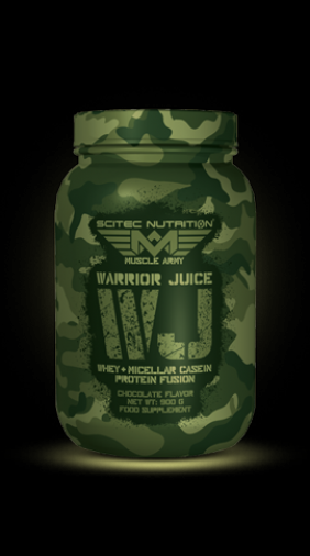 Scitec Warrior Juice 900 g