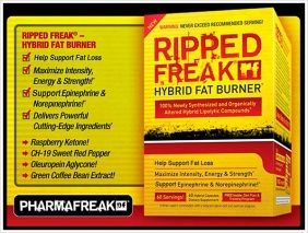PharmaFreak Ripped Freak 60 capsules