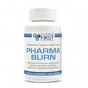 Pharma First PHARMA BURN 120 capsules
