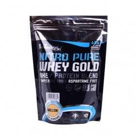 Bio Tech Nitro Pure Whey Gold 0.454