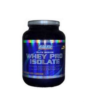 Bio Fit Whey Pro Isolate 1360