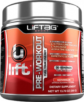 Liftag Ulift 30 servings - Watermelon