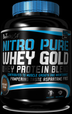 Bio Tech Nitro Pure Whey Gold 0.908
